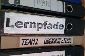 ESBZ, Lernpfade