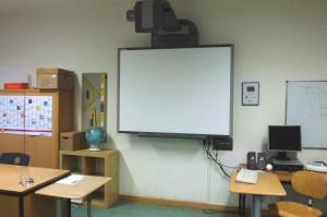 Herman-Nohl Schule, Klassenraum