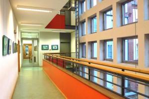 Herman-Nohl Schule, Treppenhaus