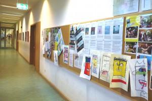 Herman-Nohl Schule, Schulflur